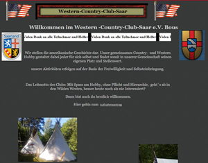 Western -Country-Club-Saar e.V. Bous