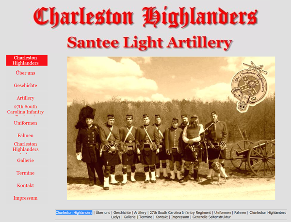 Charleston Highlanders